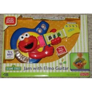 Jam with Elmo